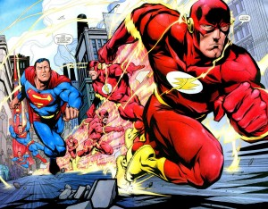 Flash_vs._Superman-race